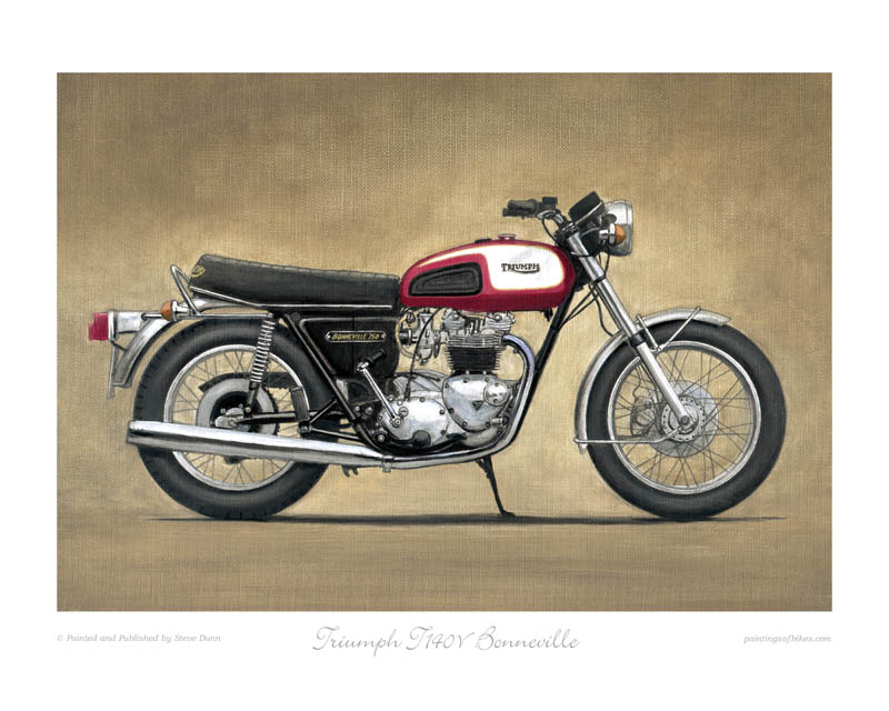 Motorcycle Paintings Images